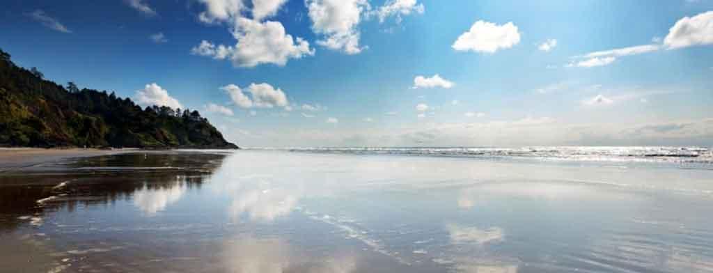 amazing beach views